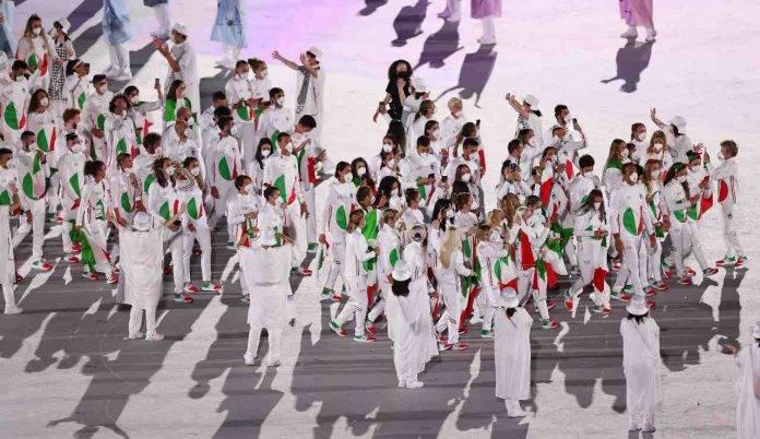 Delegazione Italia Olimpiadi
