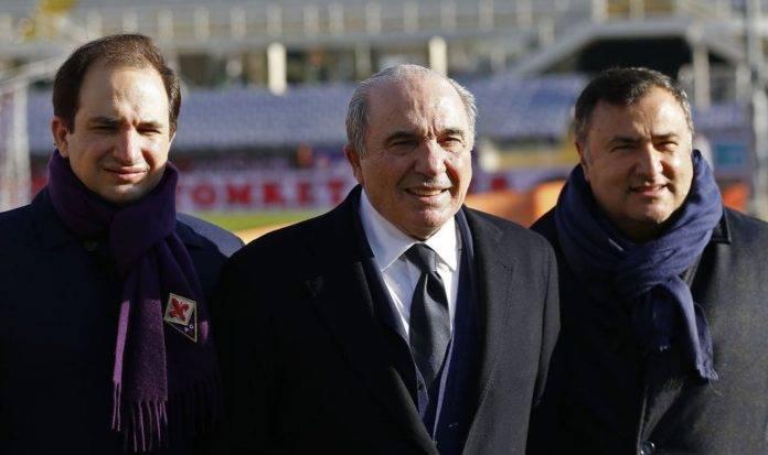 Rocco Commisso, il figlio Joseph e Joe Barone