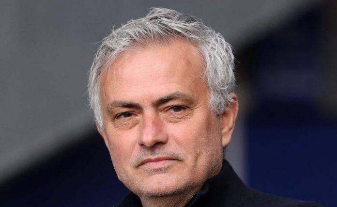 Mourinho primo piano