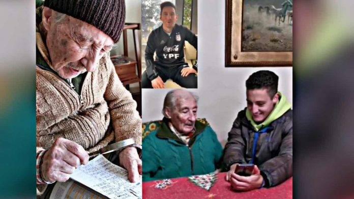 Don Hernan, suo nipote Julian e il messaggio di Messi