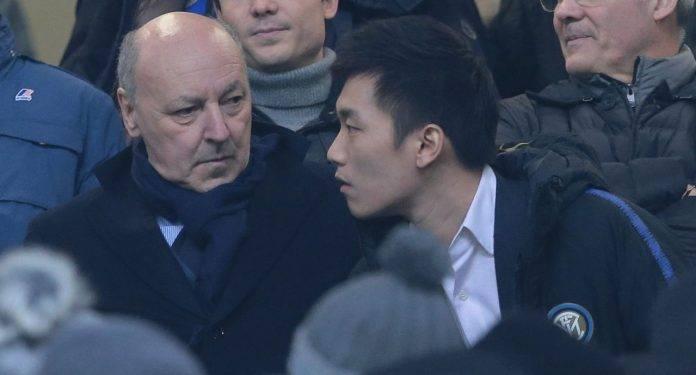 Marotta e Zhang parlano