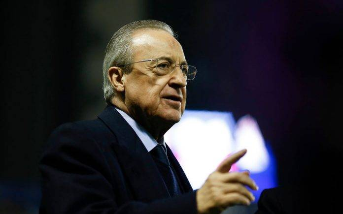Real Madrid Perez