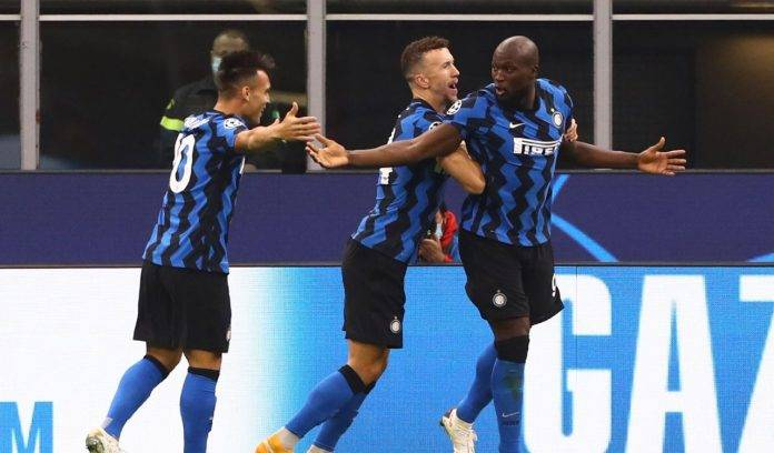 Perisic Lautaro Lukaku Inter