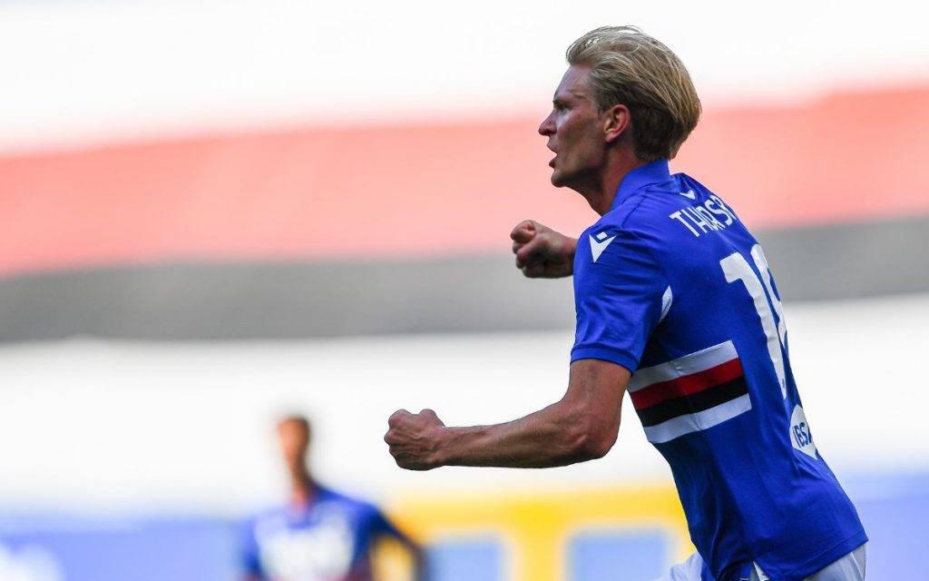 Thorsby Sampdoria