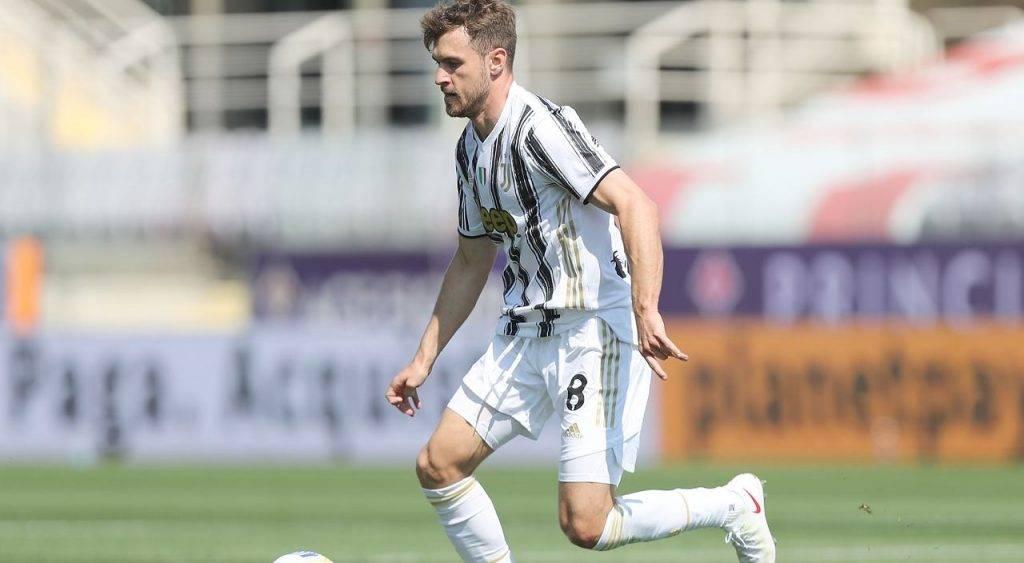 Ramsey partita Juventus