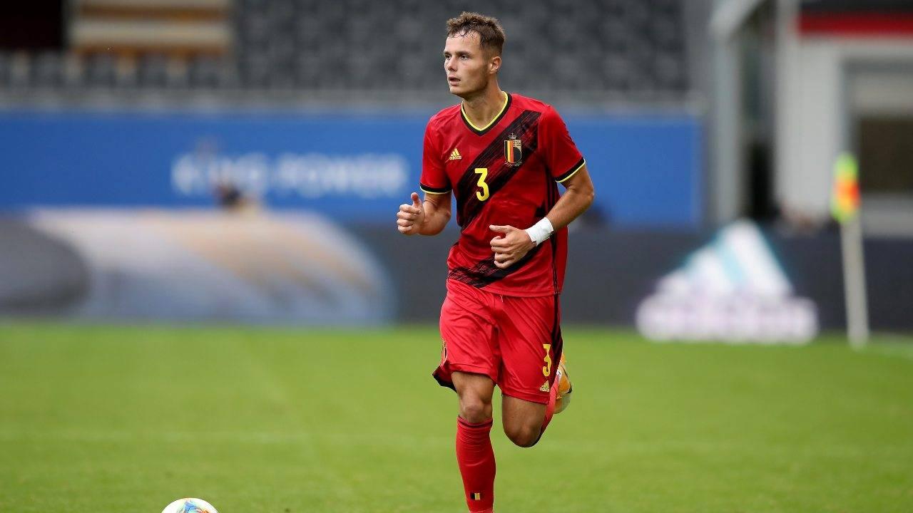 Zinho Vanheusden in azione