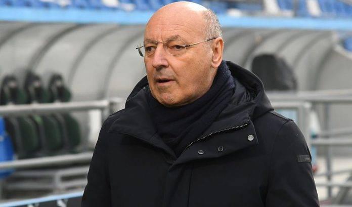 Marotta con l'Inter