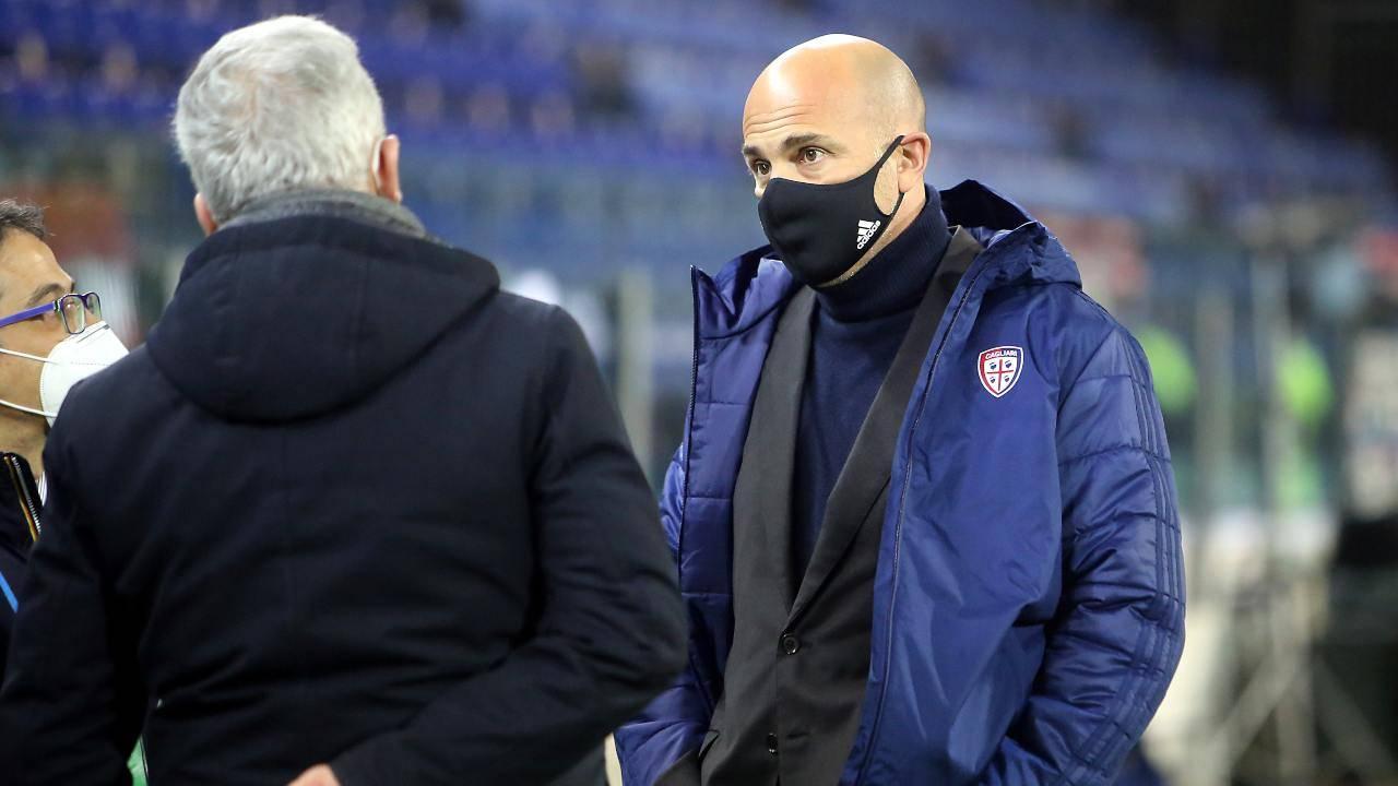 Tommaso Giulini a colloqui