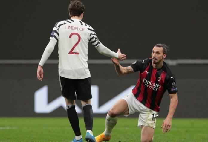 Lindelof aiuta Ibrahimovic