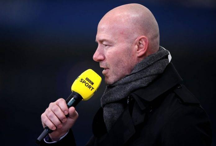 Shearer alla BBC