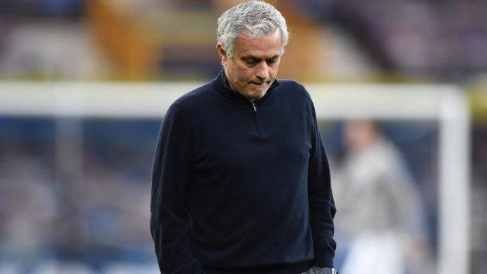 Mourinho deluso