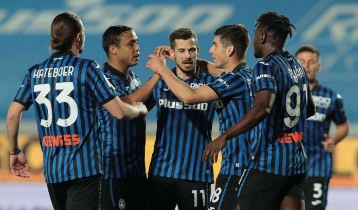 squadra Atalanta