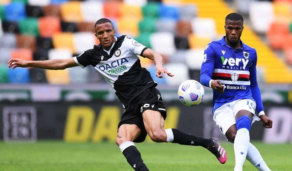 Keita Sampdoria Inter