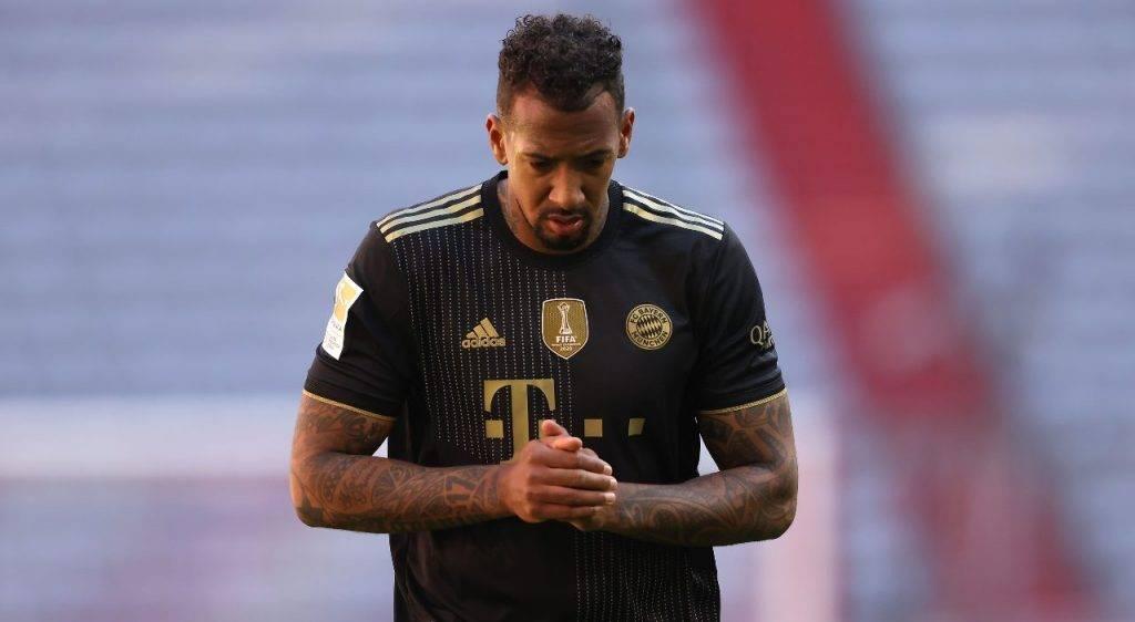 Boateng Bayern Monaco