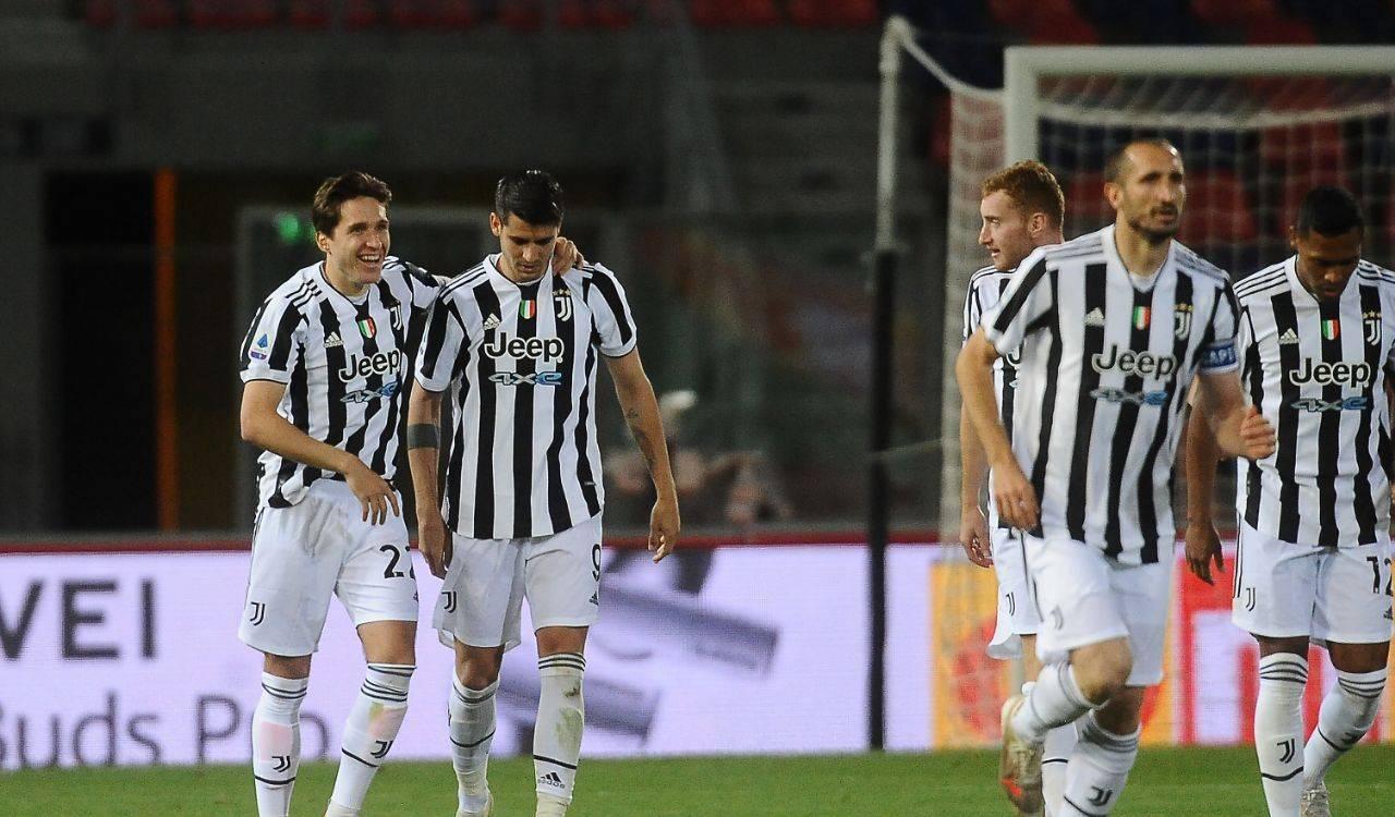 Juventus squadra serie A