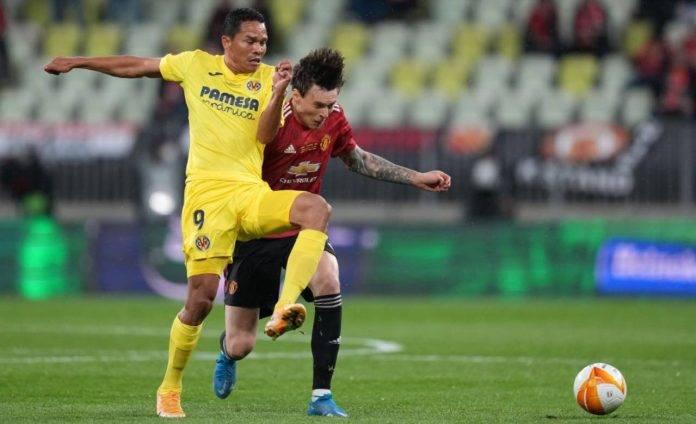 Bacca in Villarreal-United