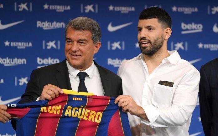 Aguero Barcellona