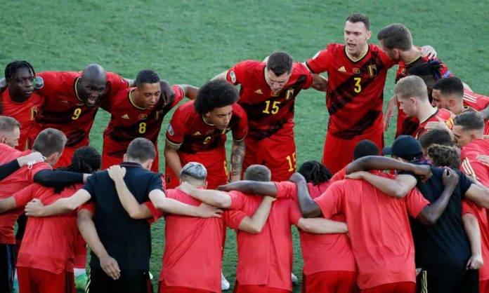 Il Belgio in cerchio