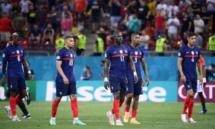 Delusione della Francia
