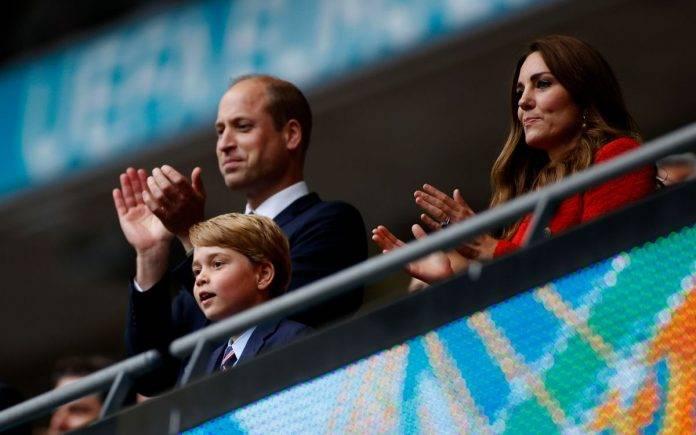 Inghilterra famiglia reale