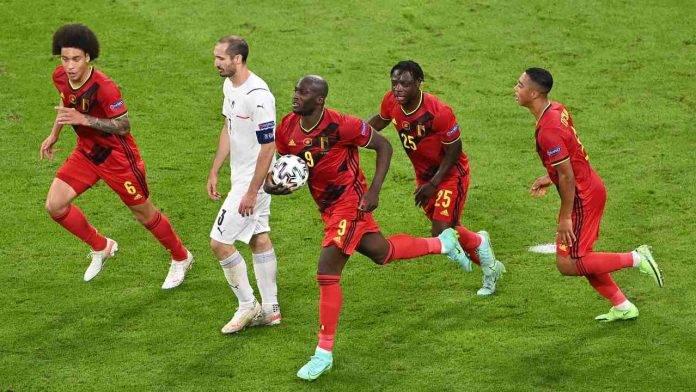 Il Belgio esulta