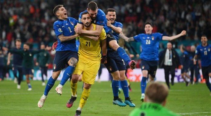 Donnarumma Italia Euro2020