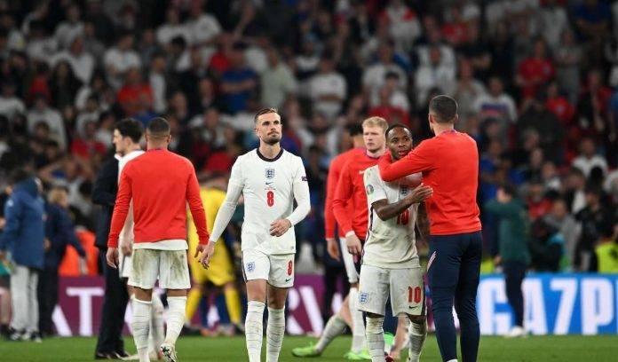 squadra Inghilterra