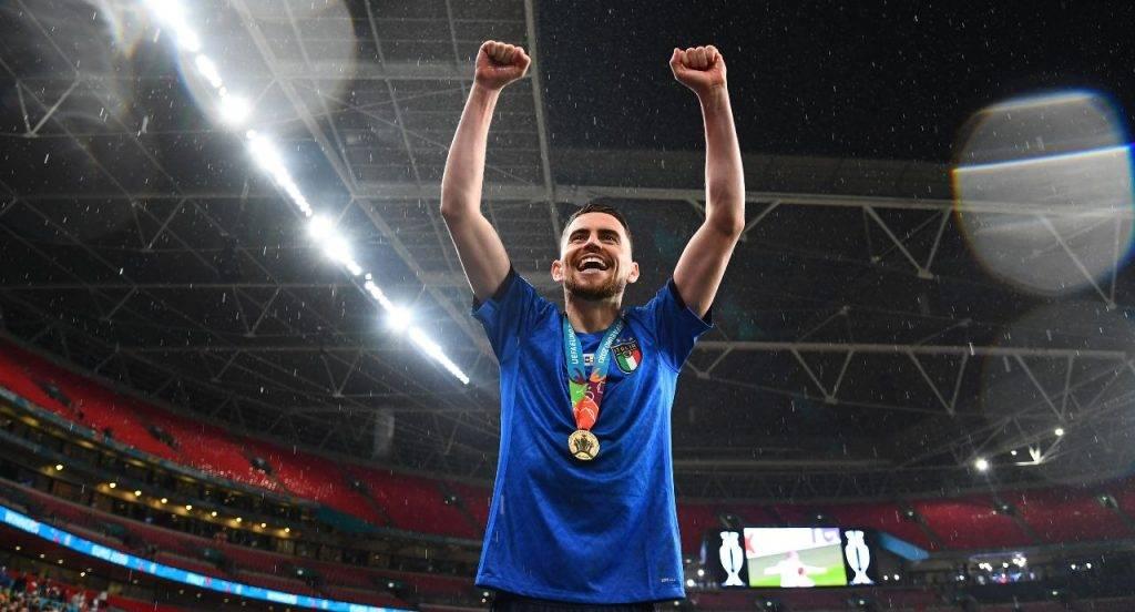 Jorginho finale Euro2020