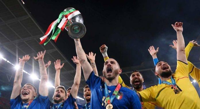 Nazionale Italiana coppa euro2020
