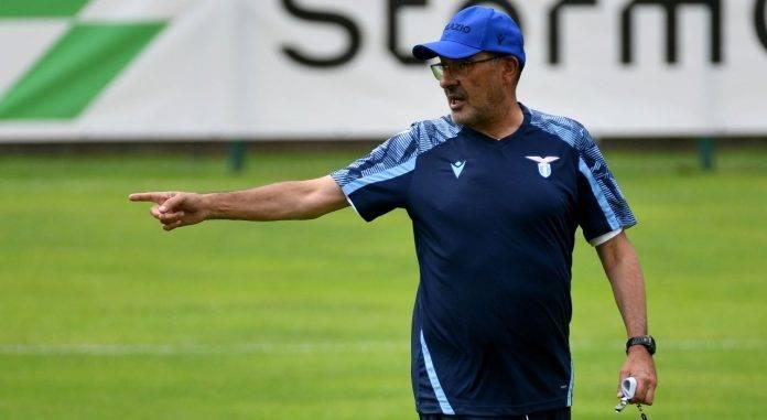 Maurizio Sarri ritiro Lazio