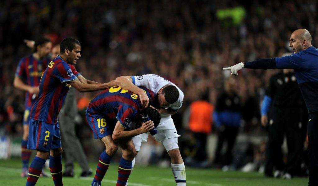 Barcellona Inter 2010