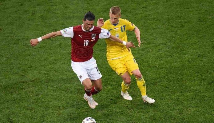 Grillitsch a duello con Zinchenko