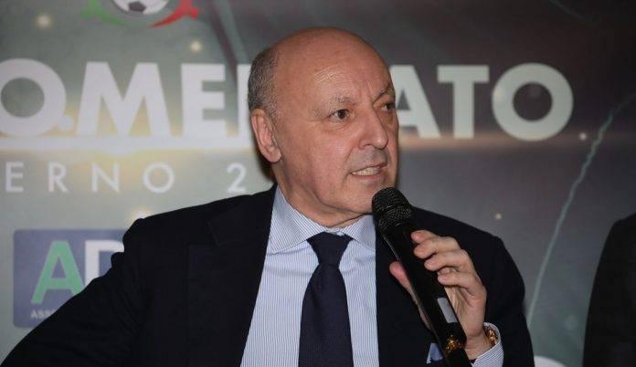 L'ad dell'Inter, Giuseppe Marotta
