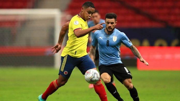 Nandez affronta Muriel in Coppa America