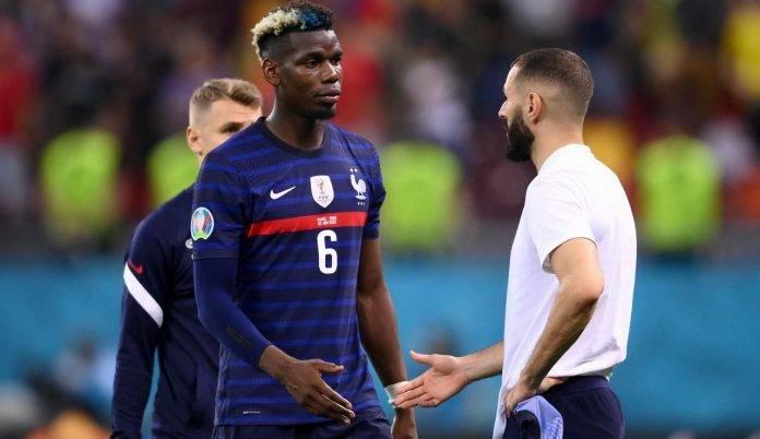 Pogba deluso dopo l'eliminazione della Francia agli Europei