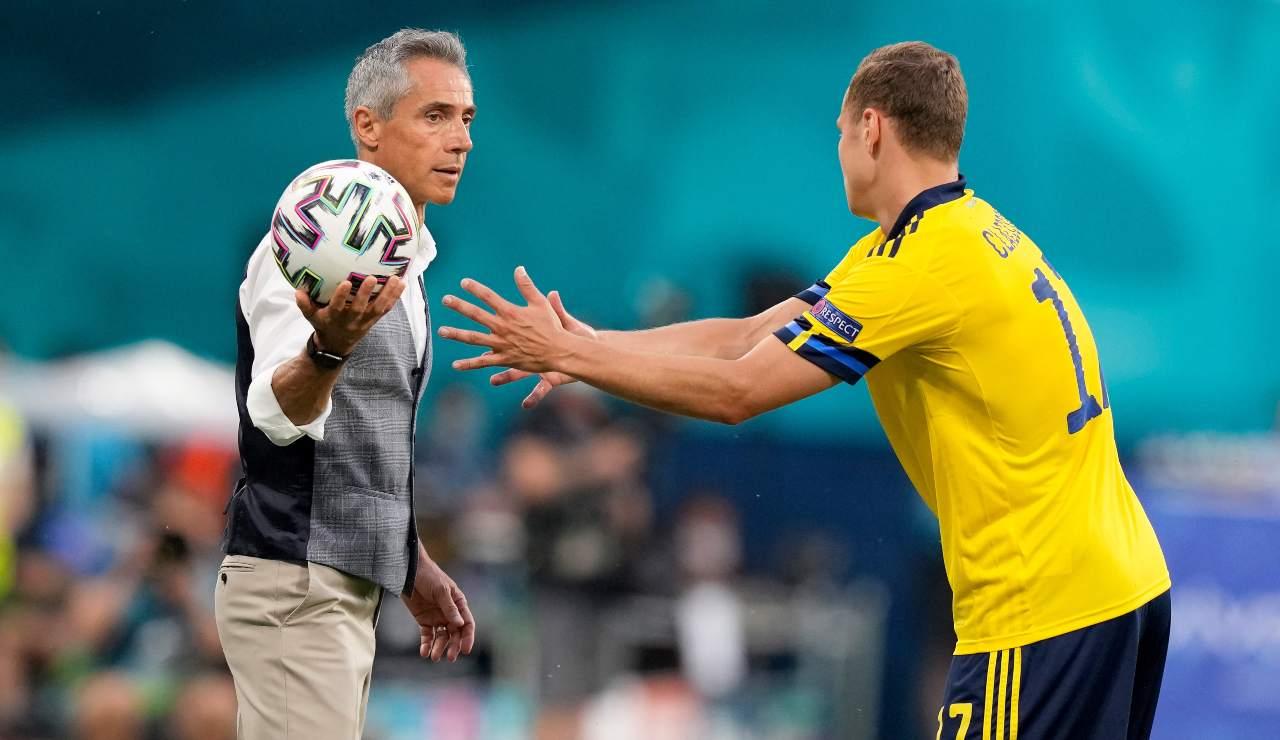 Paulo Sousa ct della Polonia ad Euro 2020
