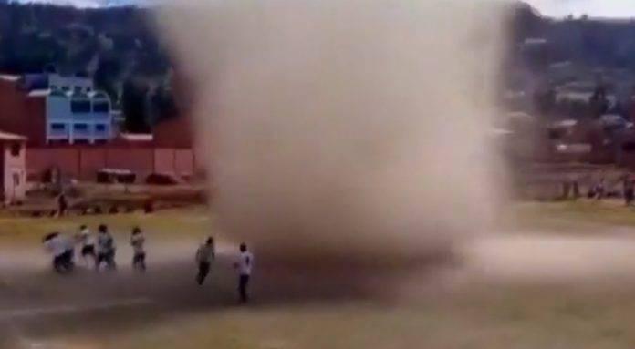 tornado bolivia