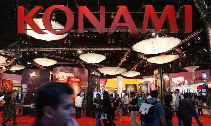Mostra Konami
