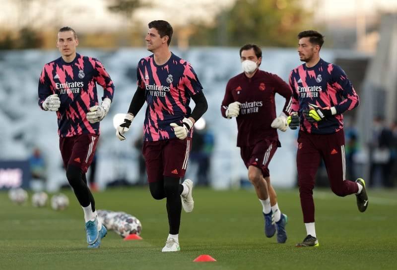 Real Madrid portieri