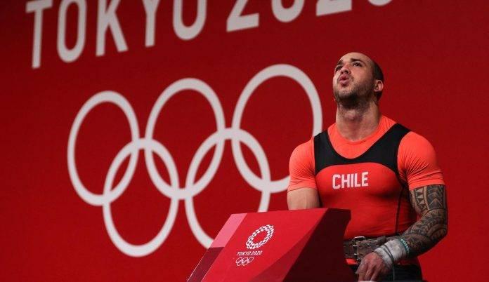 Arley Mendez alle Olimpiadi