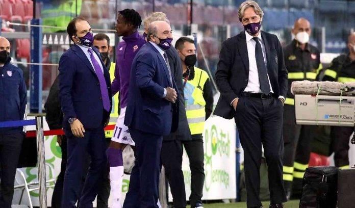 Commisso e Fiorentina