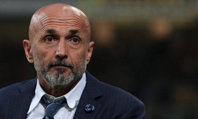 Luciano Spalletti preoccupato