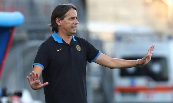 Simone Inzaghi guida la squadra
