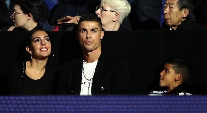 Cristiano Ronaldo Georgina