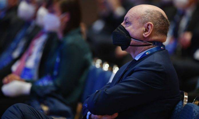 Marotta all'Assemblea della FIGC
