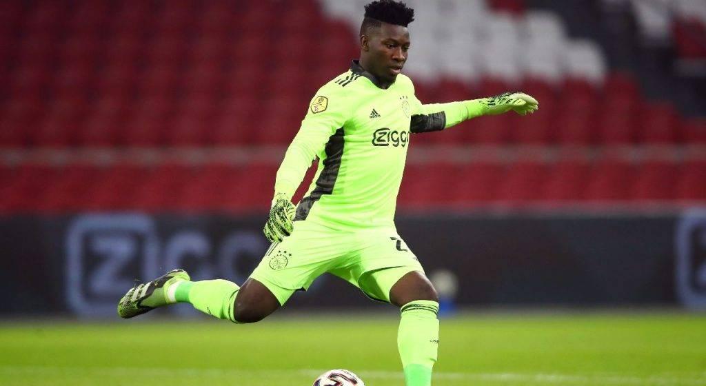 Onana Inter Ajax