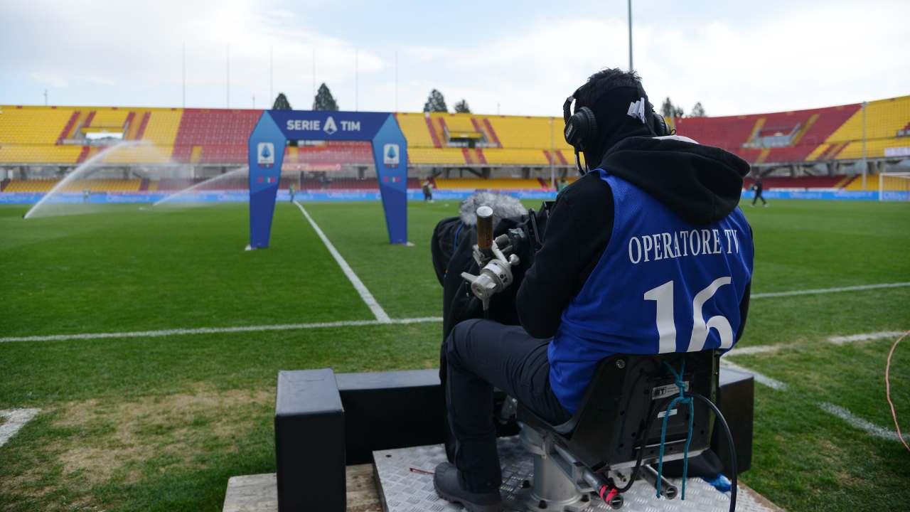 Operatore sul campo