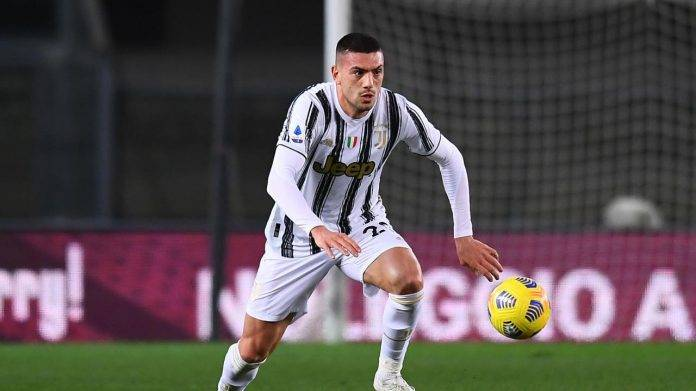 Demiral in campo