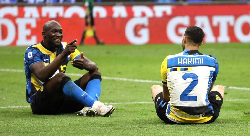 Lukaku Hakimi Inter