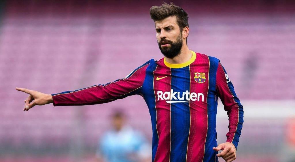 Pique Barcellona